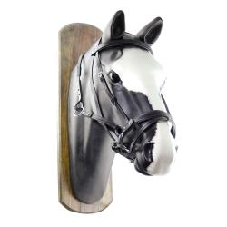 Horse Ball Leather Bridle