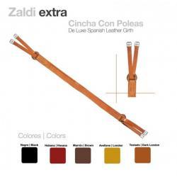 Cincha Zaldi Extra Con Poleas