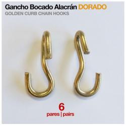 Gancho Bocado Alacrán...
