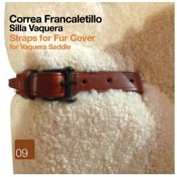 Correa Francaletillo Silla...