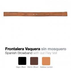 Frontalera Vaquera Zaldi...