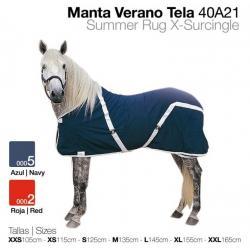 Manta Verano Tela 40a21