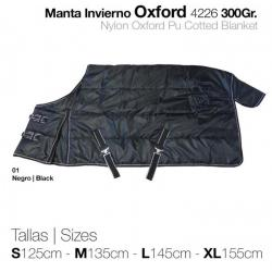 Manta Invierno Oxford 4226...