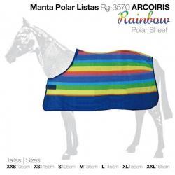 MANTA POLAR LISTAS RG-3570...