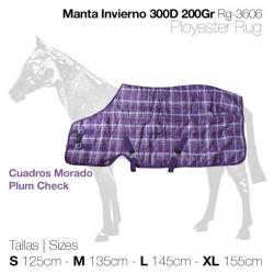 MANTA INVIERNO 300D200gr...