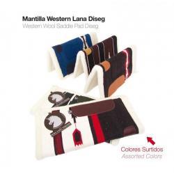 Mantilla Western Lana...
