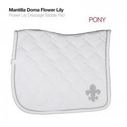 Mantilla Doma Flower Lily...