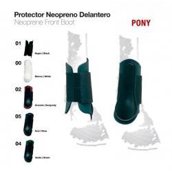 Protector Neopreno Pony...