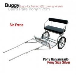 Carro Para Pony 1'75m 1702...
