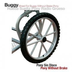 Carro-rueda Suelta Pony...