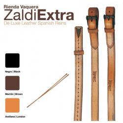 Riendas Vaqueras Zaldi Extra