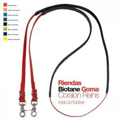 Riendas Biotane Goma Lr12006
