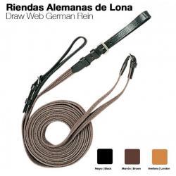 RIENDAS ALEMANAS LONA 455