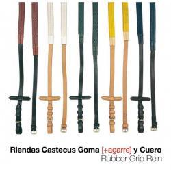 Riendas Castecus Goma...