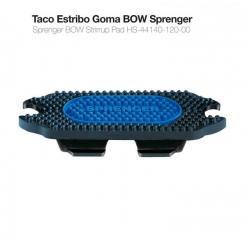 Taco Estribo Goma Bow...