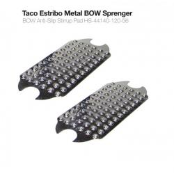 Taco Estribo Metal Bow...