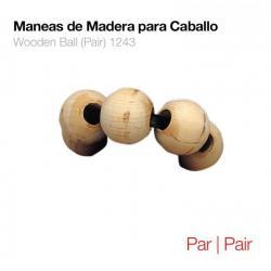 Maneas De Madera Para...