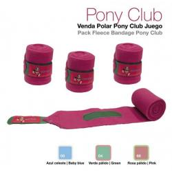 Venda Polar Pony Club 4...