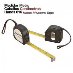 Medidor Metro Caballos...
