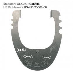 Medidor Paladar Caballo...