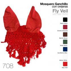 Mosquero Ganchillo Con...