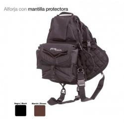 Alforja Con Mantilla...