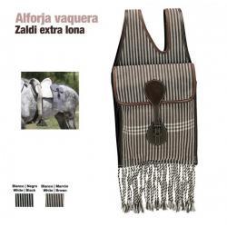 Alforja Vaquera Zaldi...
