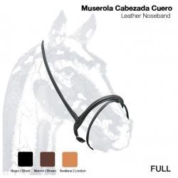 Muserola Cabezada Cuero...