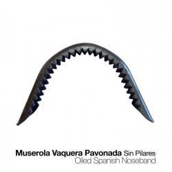 Muserola Vaquera Pavonado...