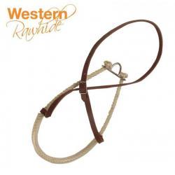 Muserola Western Rawhide...
