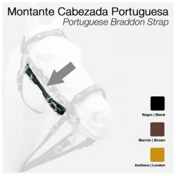 Montante Cabezada...