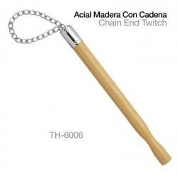 Acial Madera Con Cadena...
