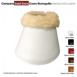 Campana Zaldi Extra Cuero...