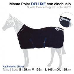 Manta Polar Deluxe Con...