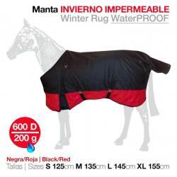 Manta Invierno Impermeable...