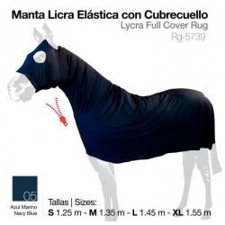 MANTA LICRA ELÁSTICA CON...