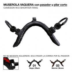 Muserola Vaquera Pasador Y...