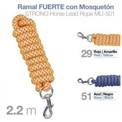 Ramal Fuerte Con Mosquetón...