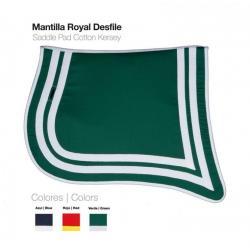 Mantilla Royal Desfile...