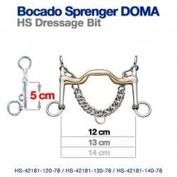 Bocado Sprenger Doma...