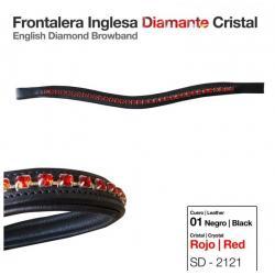 Frontalera Inglesa Diamante...