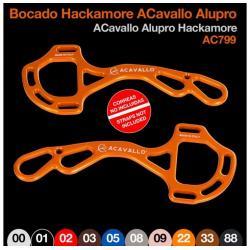 Bocado Hackamore Acavallo...