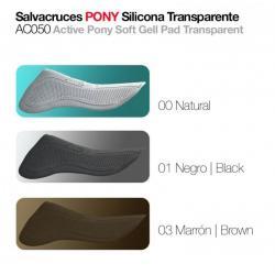 Salvacruces Pony Silicona...