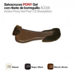 Salvacruces Pony Gel...