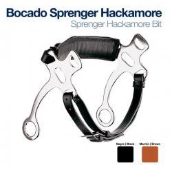 Bocado Sprenger Hackamore...