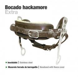 Bocado Hackemore Extra...