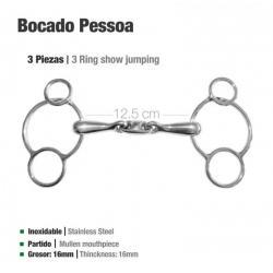 Bocado Pessoa 3-piezas Bbi...