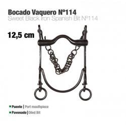 Bocado Vaquero Eco. Nº114...