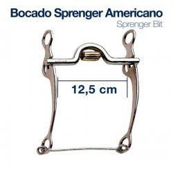 Bocado Sprenger Americano...