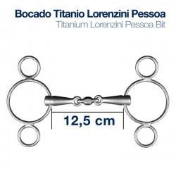 Bocado Titanio Lorenzini...